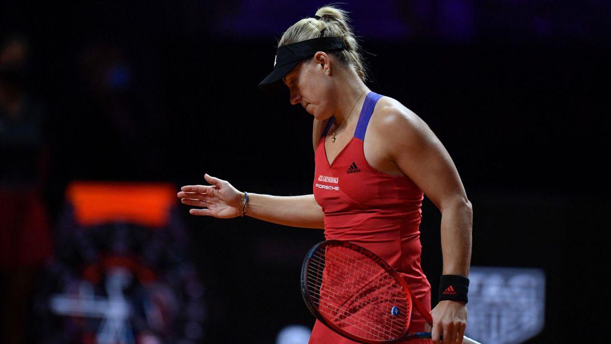 Angelique Kerber verpasst das Viertelfinale von Stuttgart