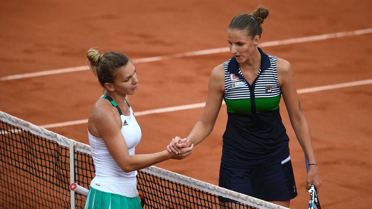 Simona Halep vs Karolina Pliskova | Tennis French Open 2017 | ESP Player Feature