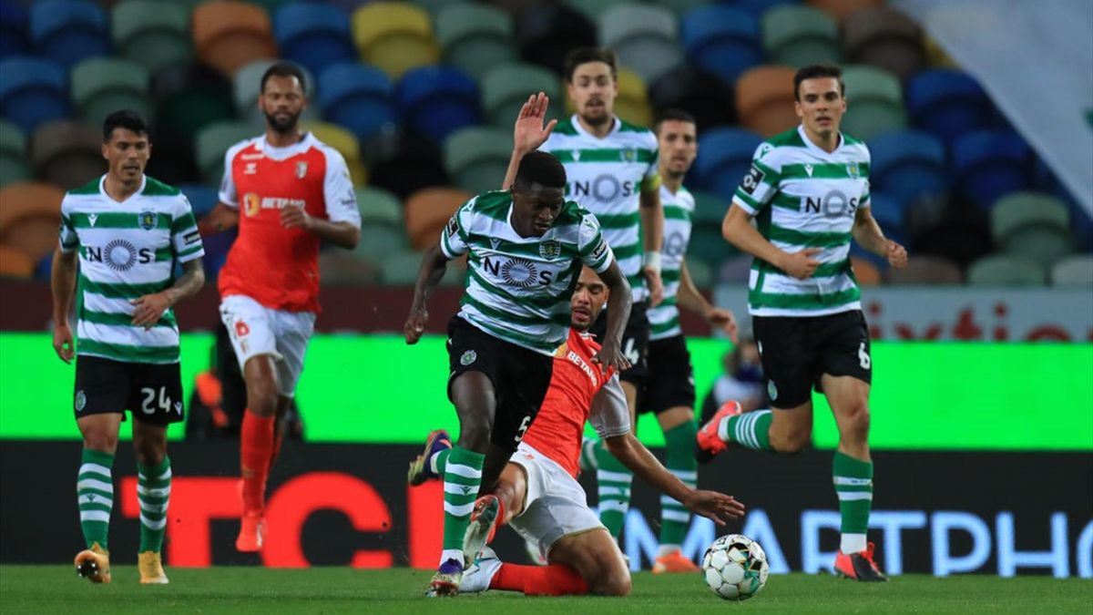 Nuno Mendes (Sporting Lisabona)