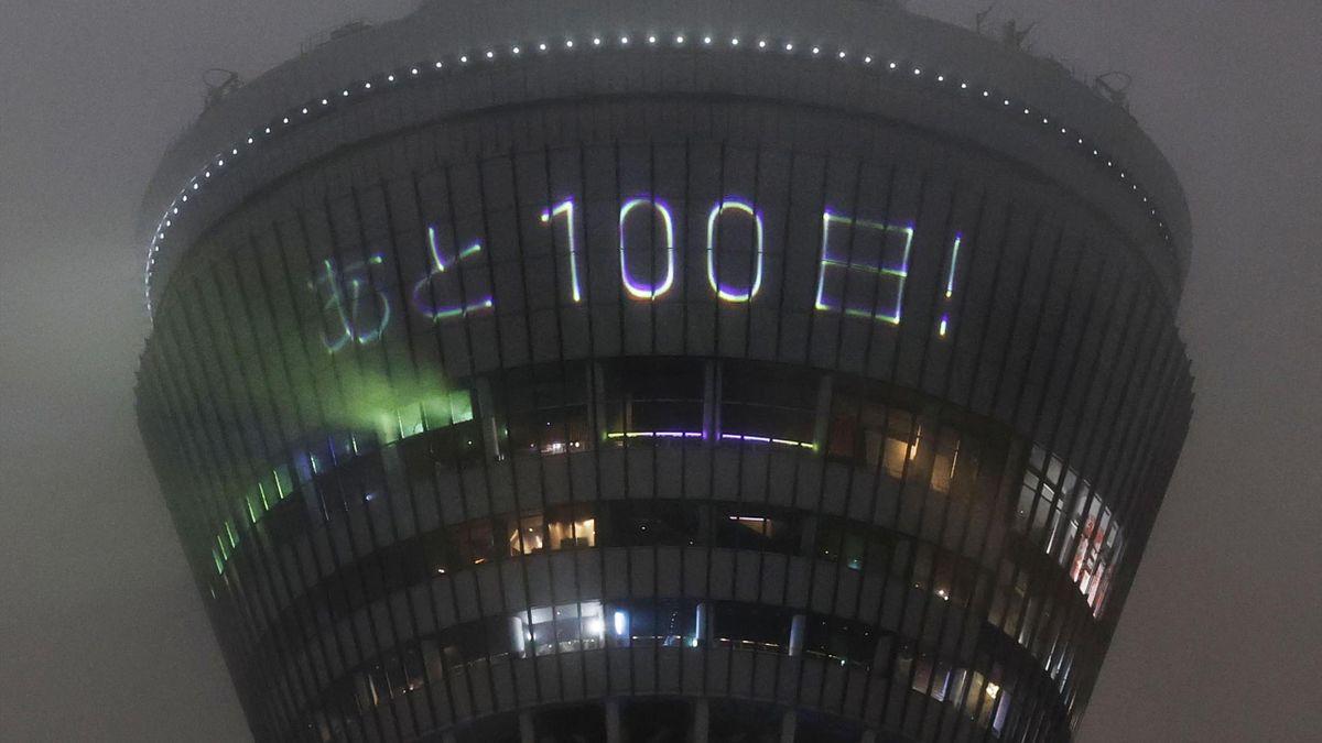 - 100 giorni ai Giochi Olimpici