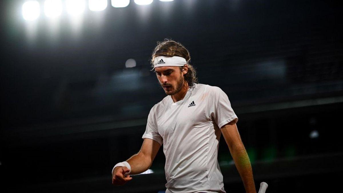 Stefanos Tsitsipas - Roland Garros 2021