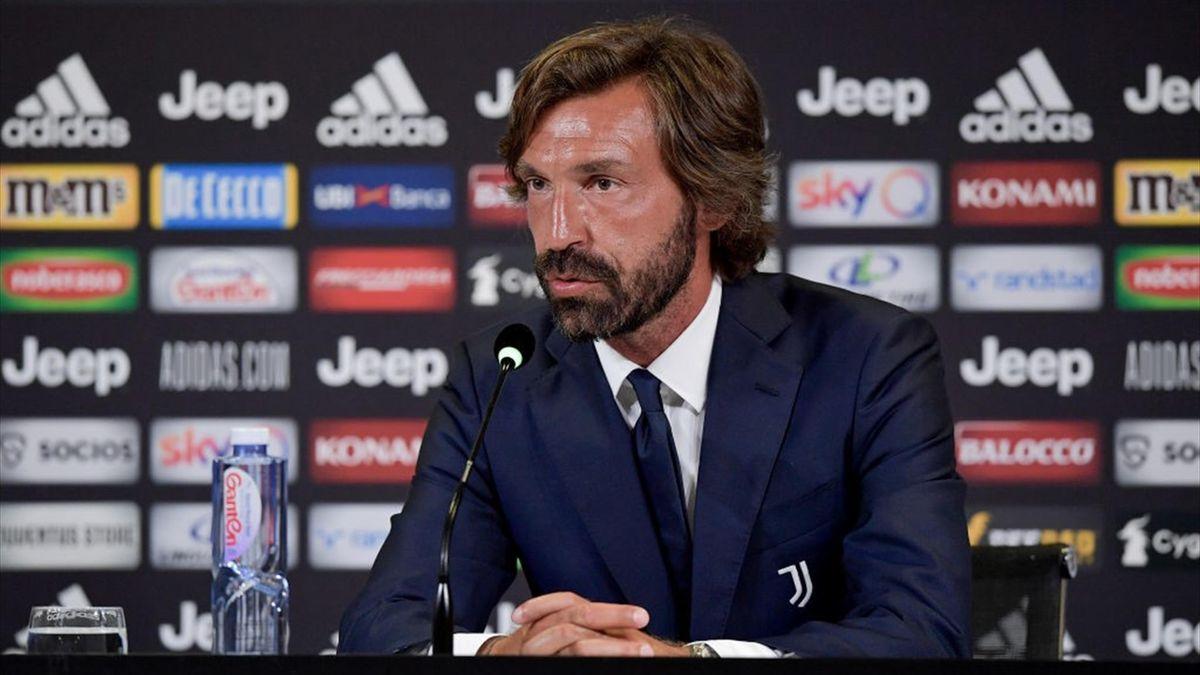 Andrea Pirlo, tehnicianul lui Juventus