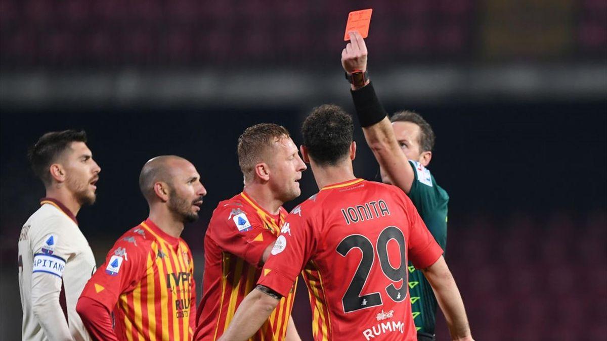 Glik - Benevento-Roma - Serie A 2020/2021 - Getty Images