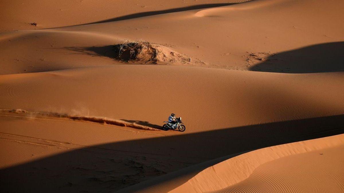 Dakar 2020 Quintanilla