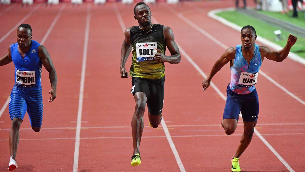 Usain Bolt à Monaco
