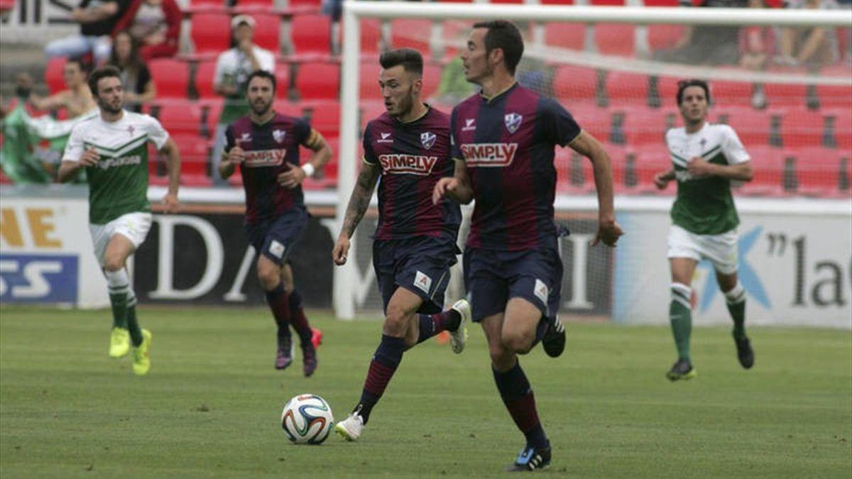 Sociedad Deportiva Huesca (Foto: Heraldo.es)