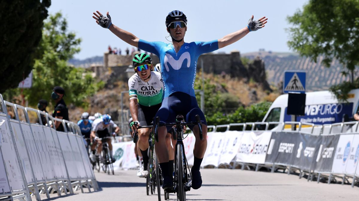 Gonzalo Serrano, 1st stage, Tour of Andalucia