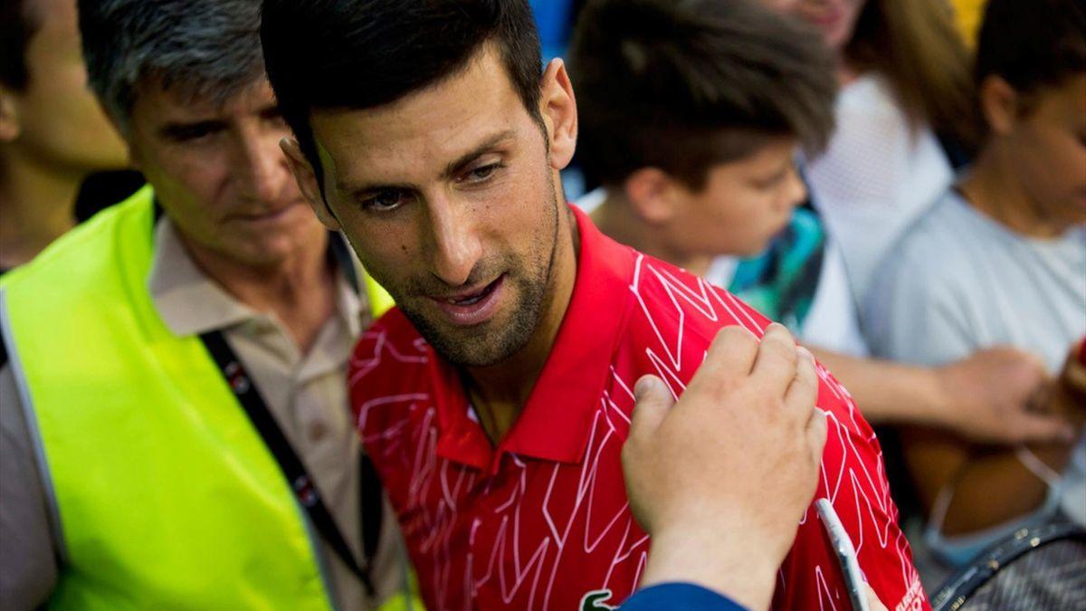 Novak Djokovic nu a crezut în niciun moment că pericolul COVID-19 e real