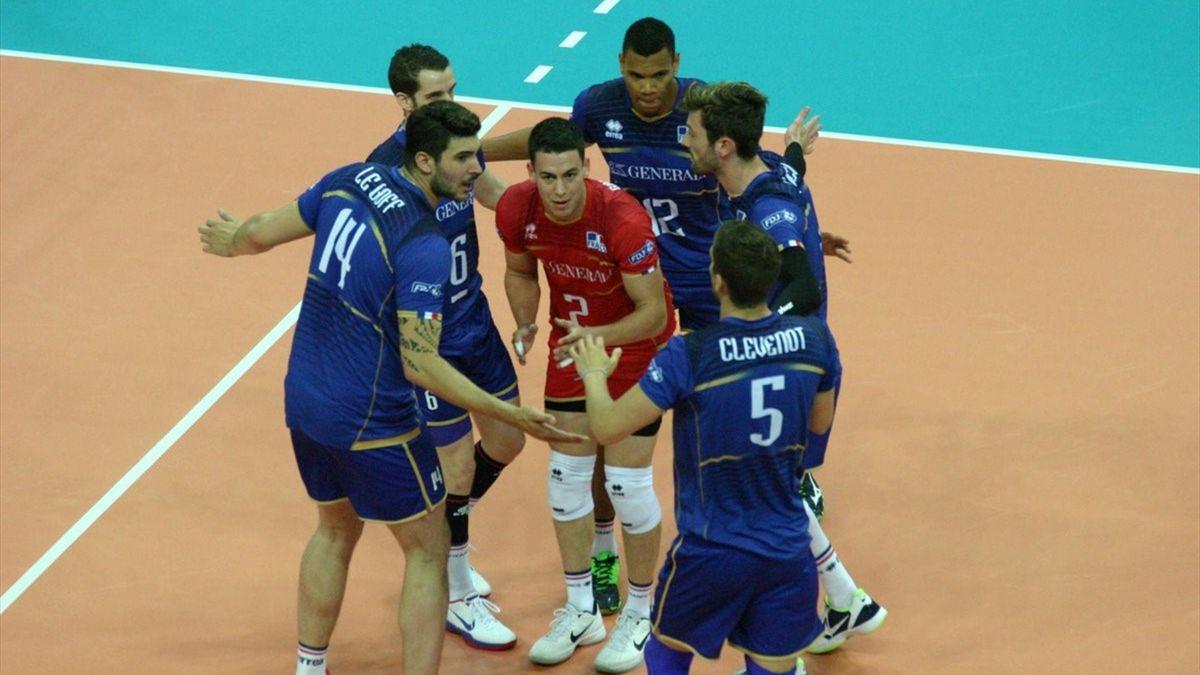 L'équipe de France domine la Bulgarie à Kazan