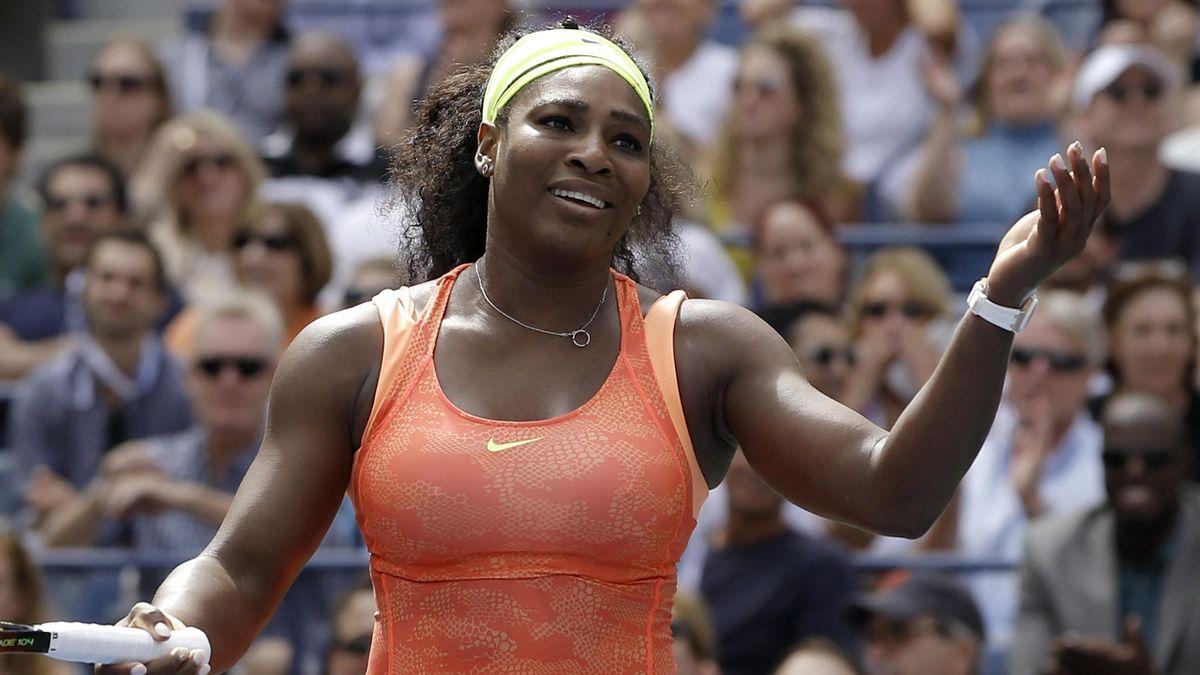 Serena Williams lost to Roberta Vinci in the semi-finals of the 2015 US Open