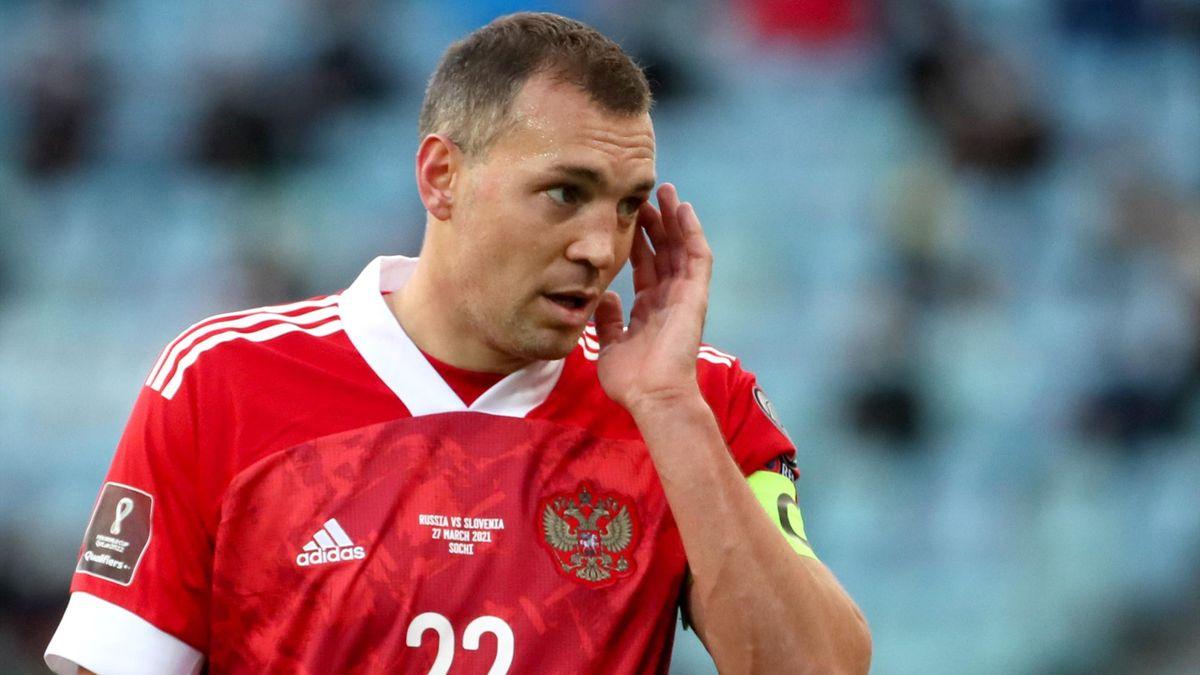 Артем Дзюба, сборная России
