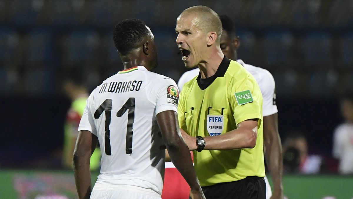 Africa Cup of Nations VAR