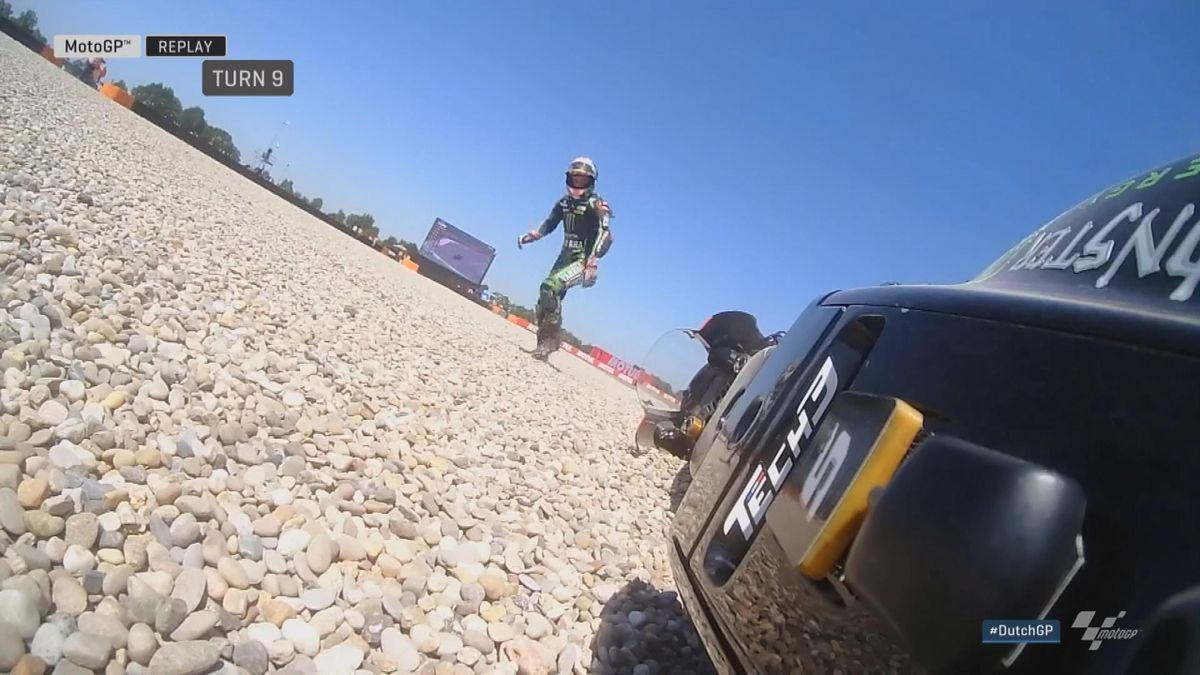 MotoGP - Crash Zarco