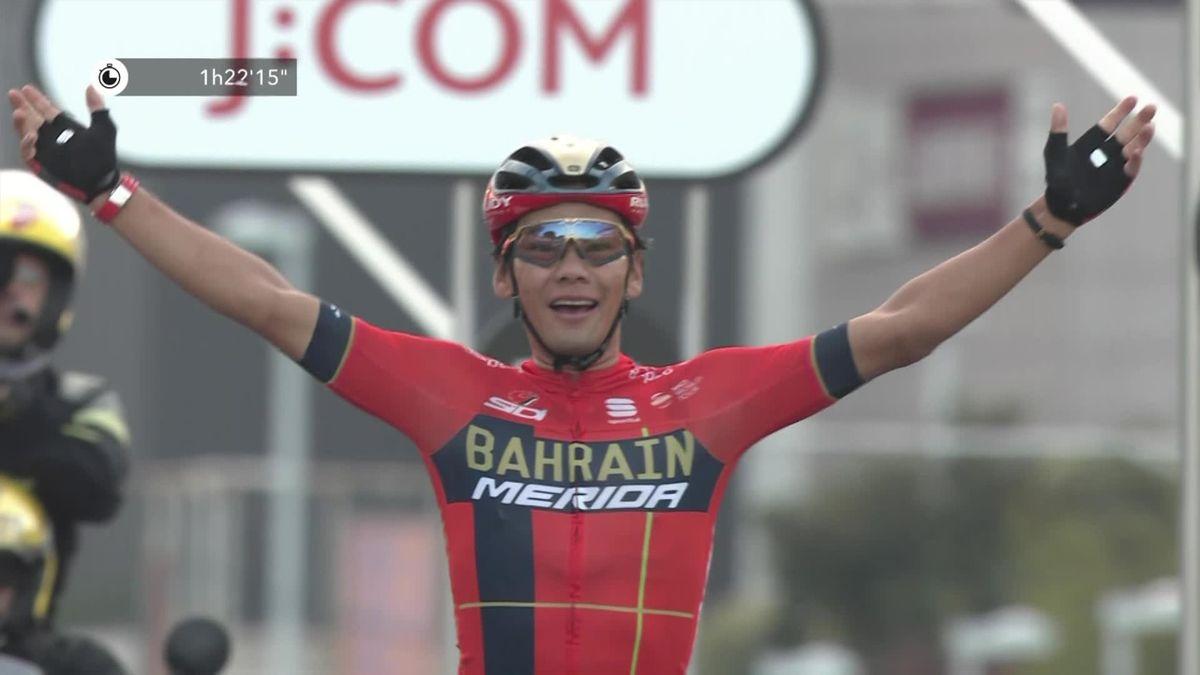 Saitama Critérium : last km and finish