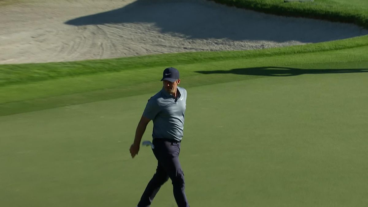 Golf PGA TOUR Arnold Palmer Invitational : Paul Casey adds to the eagle tally at the par-5 16th.