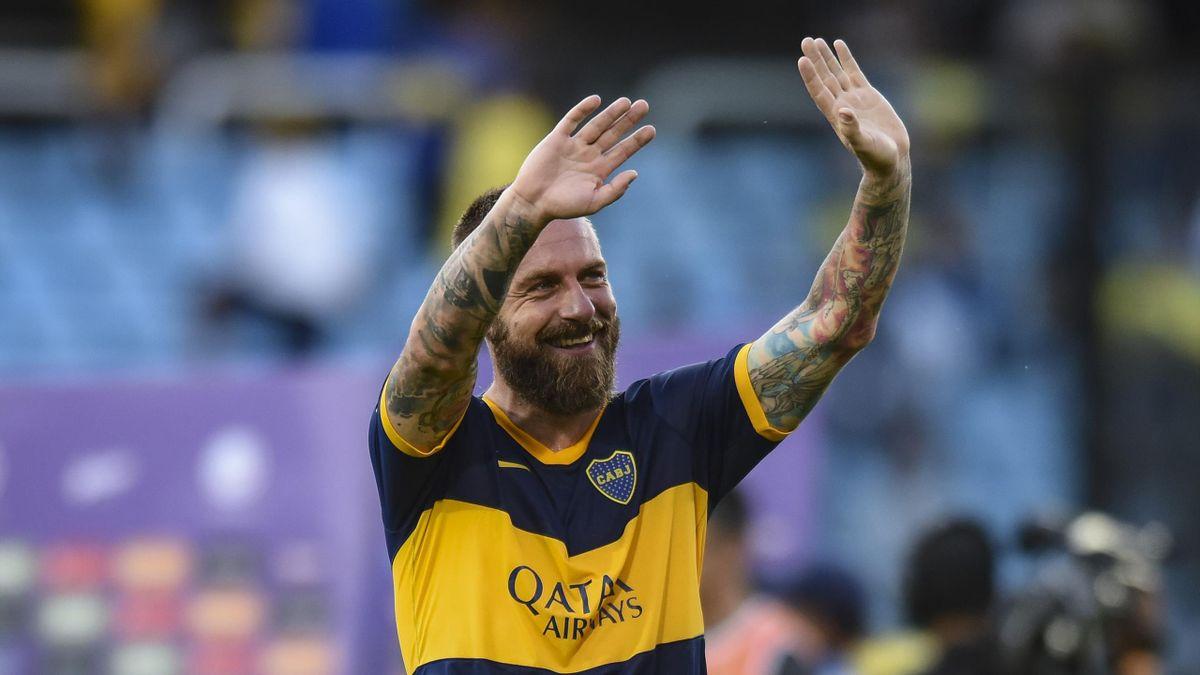Daniele de Rossi - Boca Juniors
