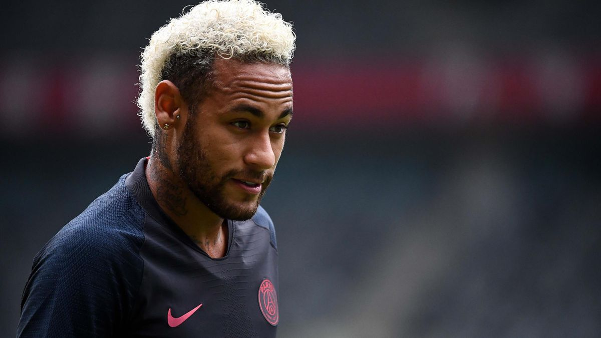 Neymar bei Paris Saint-Germain