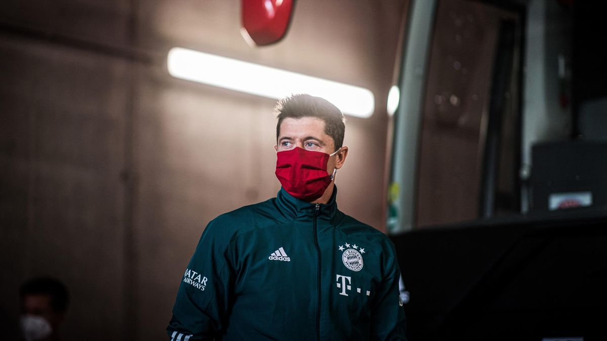 Robert Lewandowski / FC Bayern München