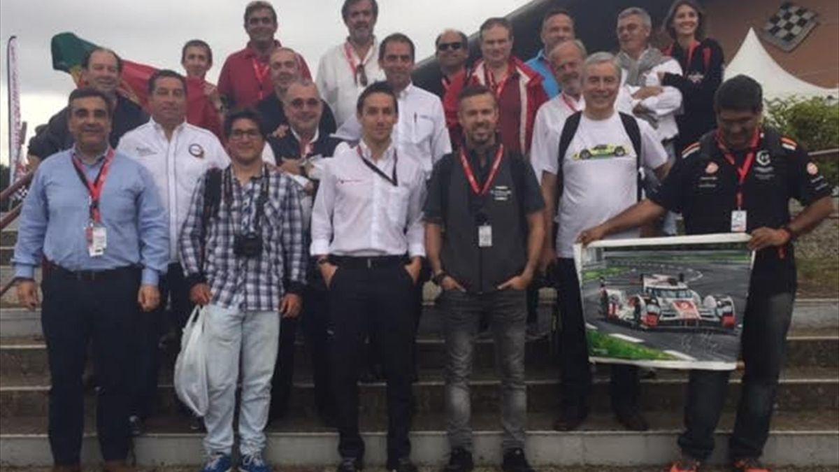 Portuguese team Le Mans