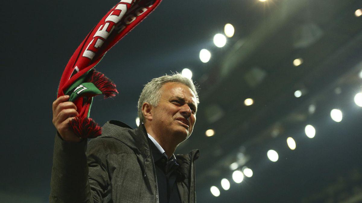Mourinho feirer 2