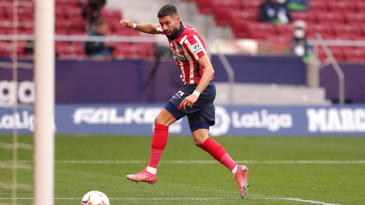 Yannick Ferreira Carrasco, Atletico Madrid-Eibar