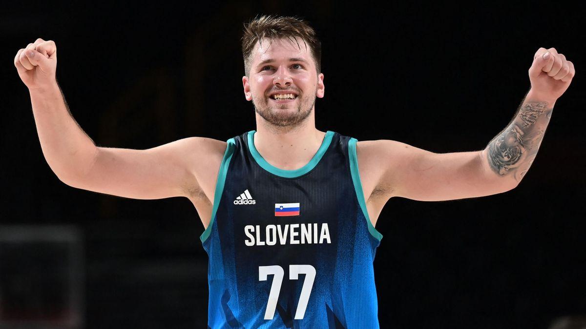 Luka Doncic (Eslovenia)