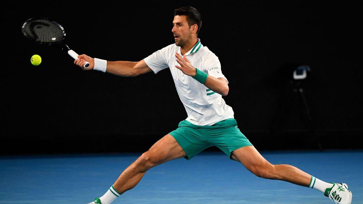 Novak Djokovic (Australian Open 2021)