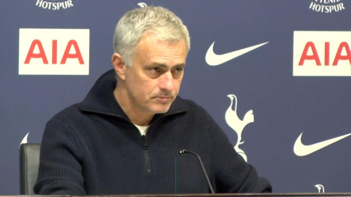 Wechsel zu United? Mourinho scherzt mit Reporter