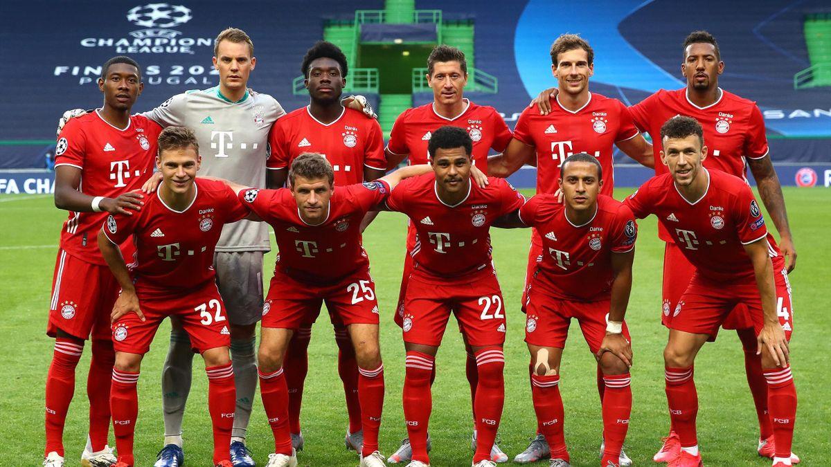 Der FC Bayern München im Halbfinale der Champions League 2020