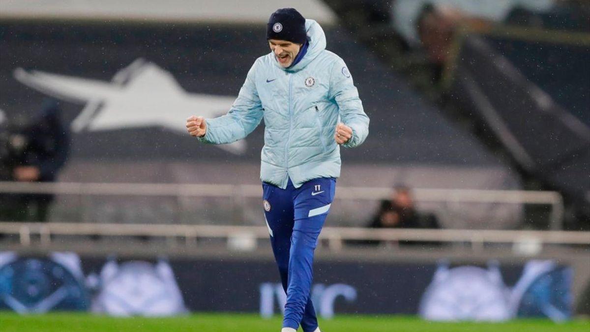 Hatte zuletzt viel Grund zum Jubeln: Chelsea-Trainer Thomas Tuchel