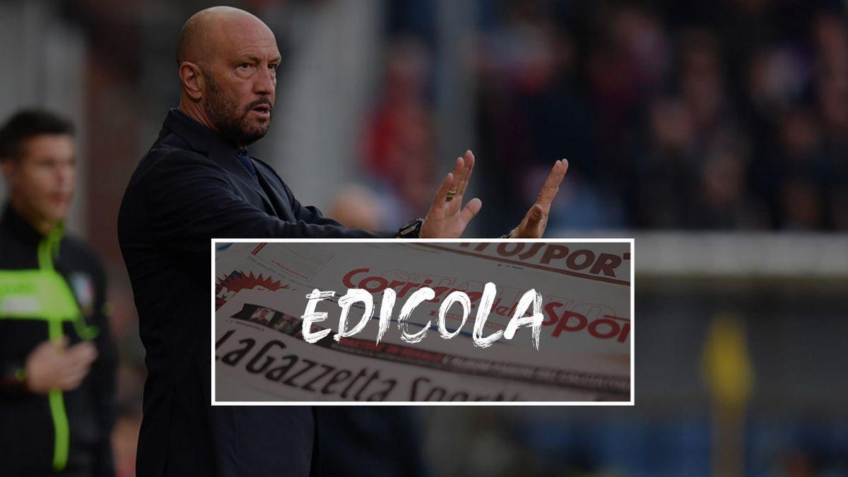 Edicola - Walter Zenga