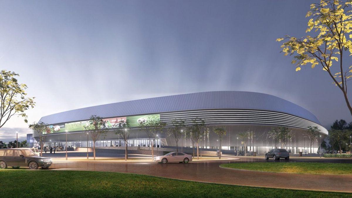 Viitorul stadion din Oradea