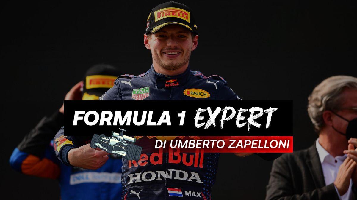 Formula 1 Expert: Max Verstappen