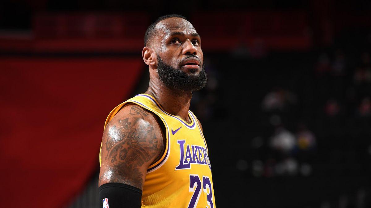 LeBron James (Los Angeles Lakers)