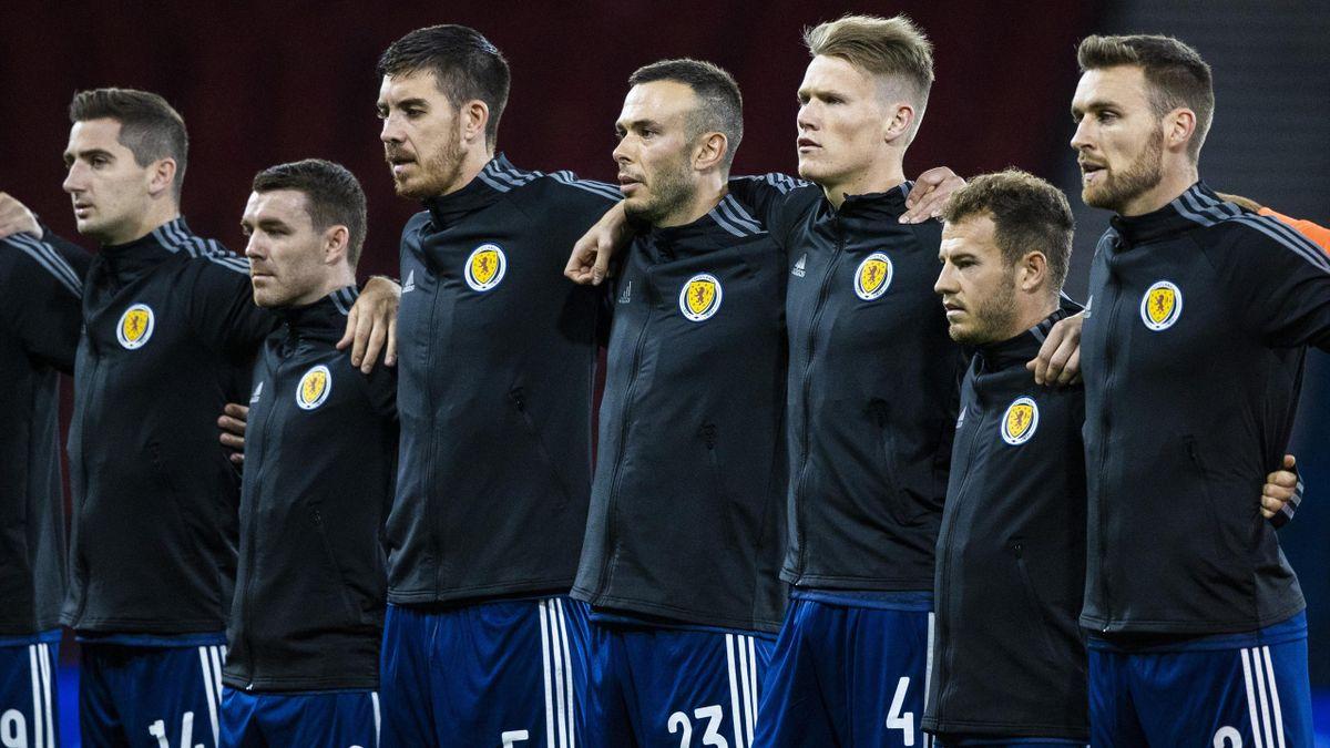 L'équipe d'Ecosse affronte jeudi la Serbie pour une place à l'Euro, première compétition internationale que les coéquipiers de Scott McTominay pourraient disputer depuis 22 ans.
