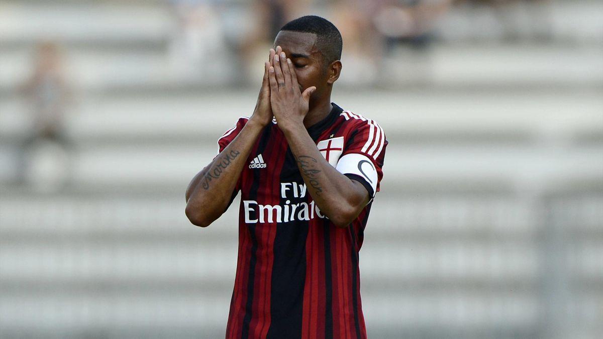 Робиньо, «Милан»