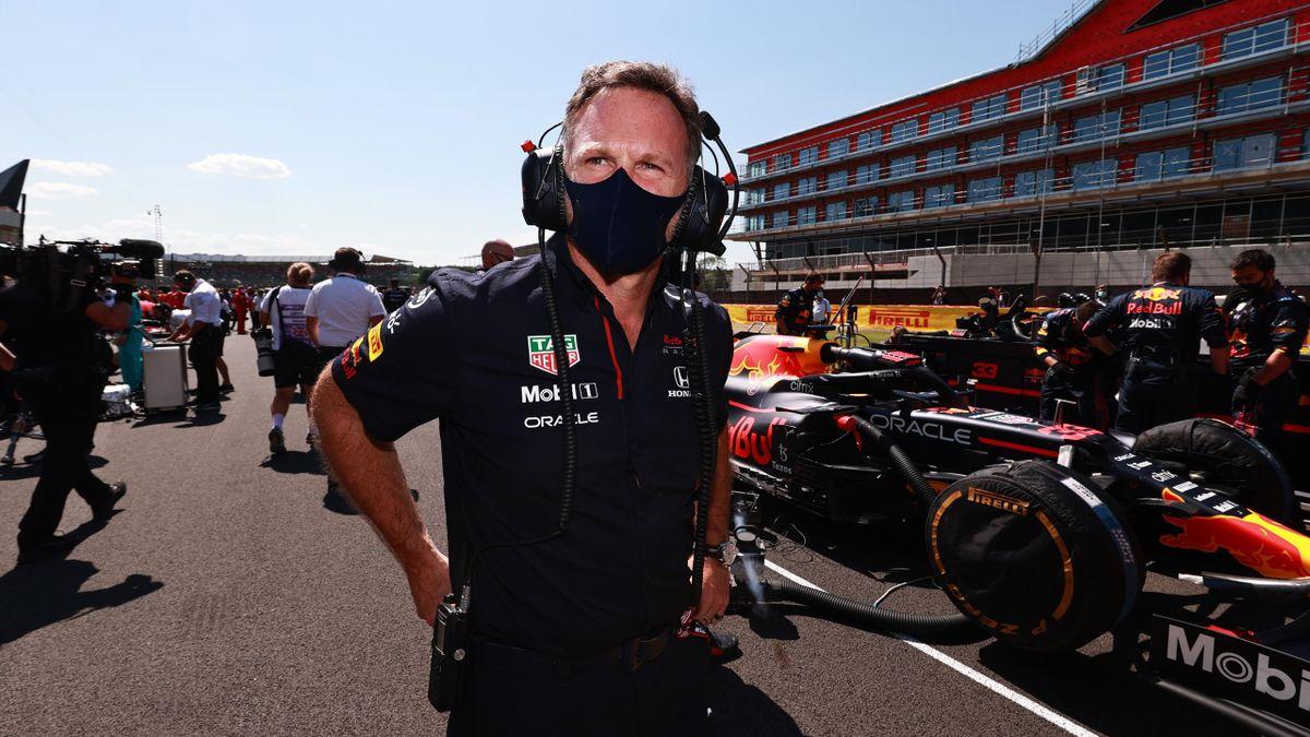 Christian Horner - Red Bull