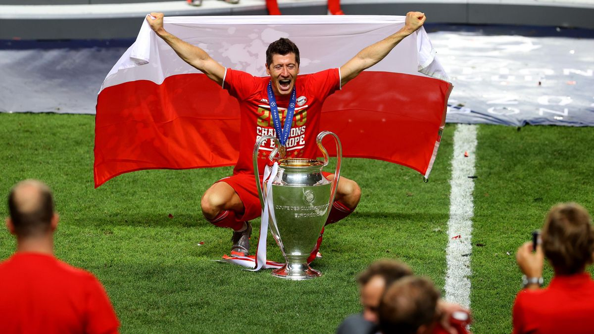 The Stats Behind Bayern Munich S Sixth European Crown And Second Treble Eurosport