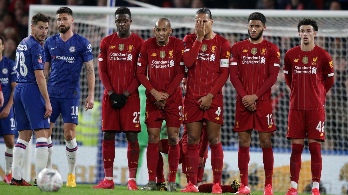 «Челси» – «Ливерпуль», Кубок Англии