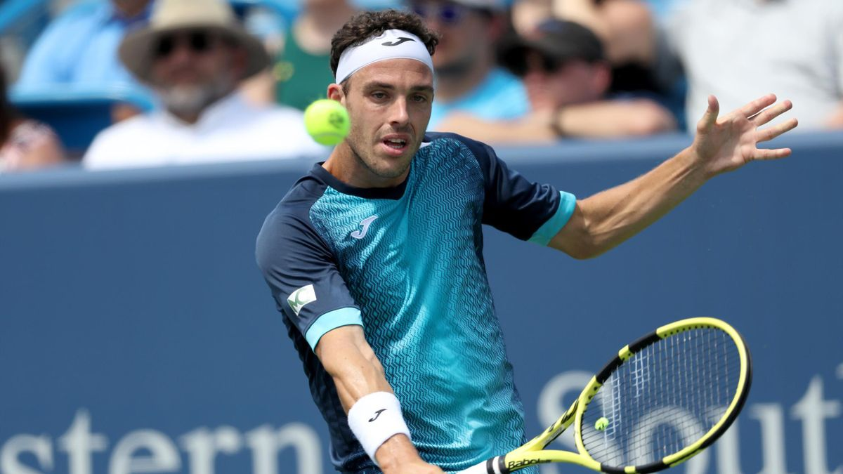 Cecchinato - Western & Southern Open 2019 - Getty Images