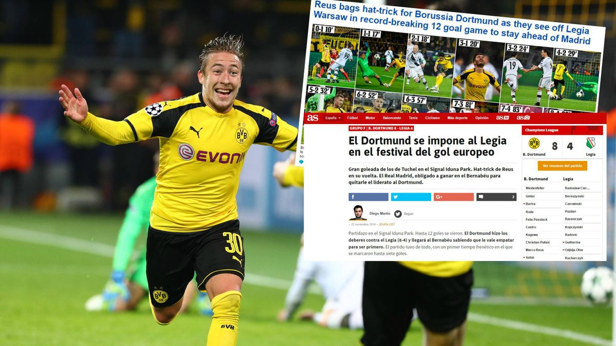 Pressestimmen Dortmund