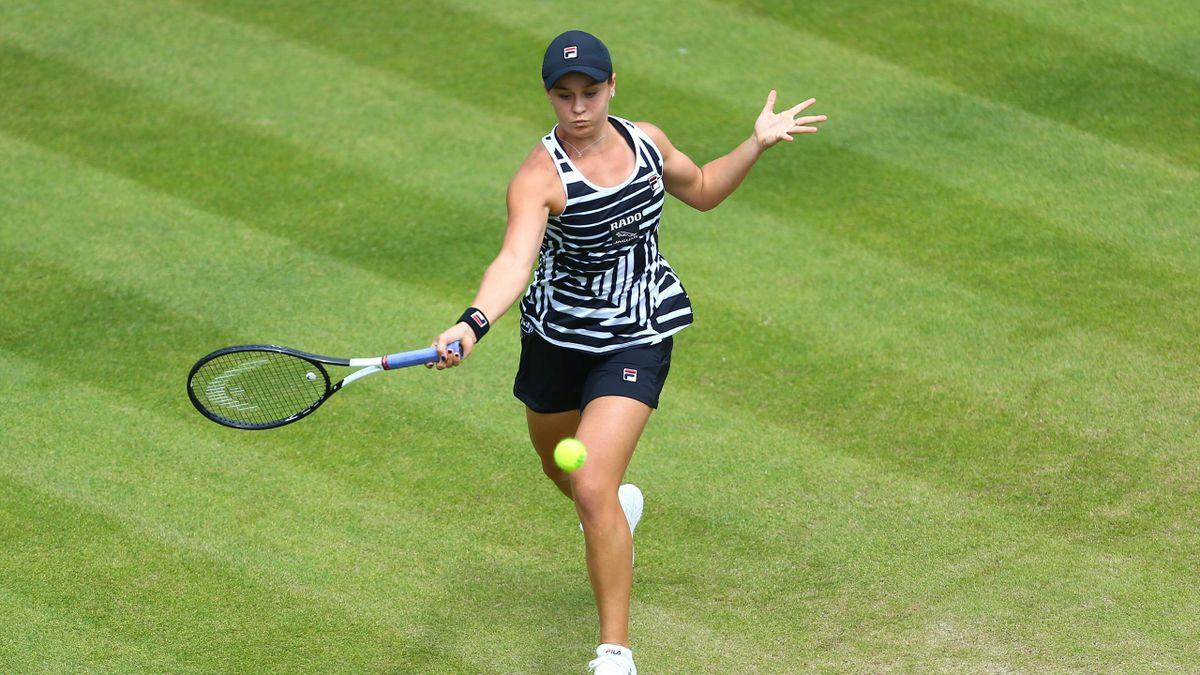 WTA Birmingham : Match point Barty vs Goerges