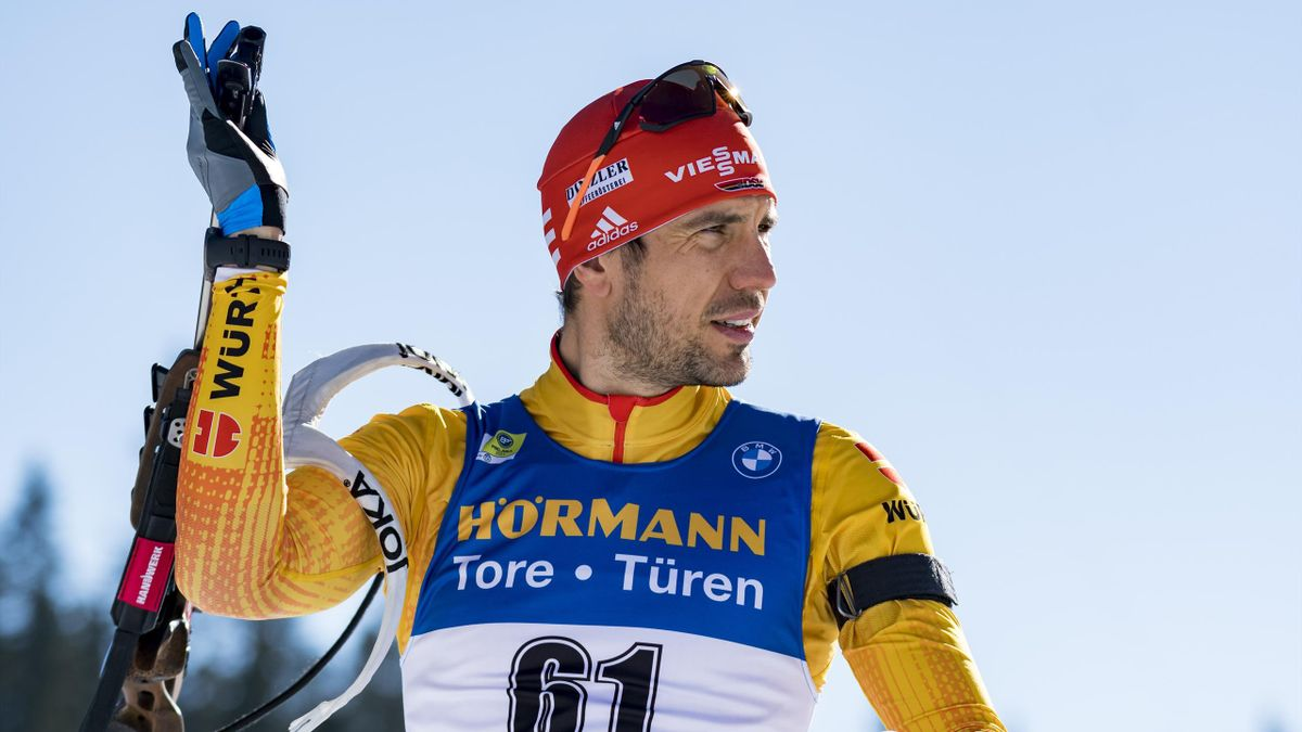 Arnd Peiffer hat seine Biathlon-Karriere beendet