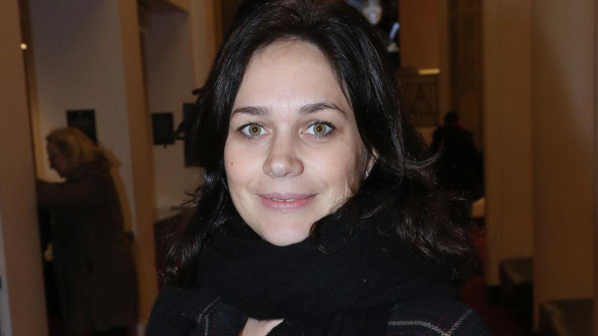 Nathalie Pechalat le 16 janvier 2020 à Paris