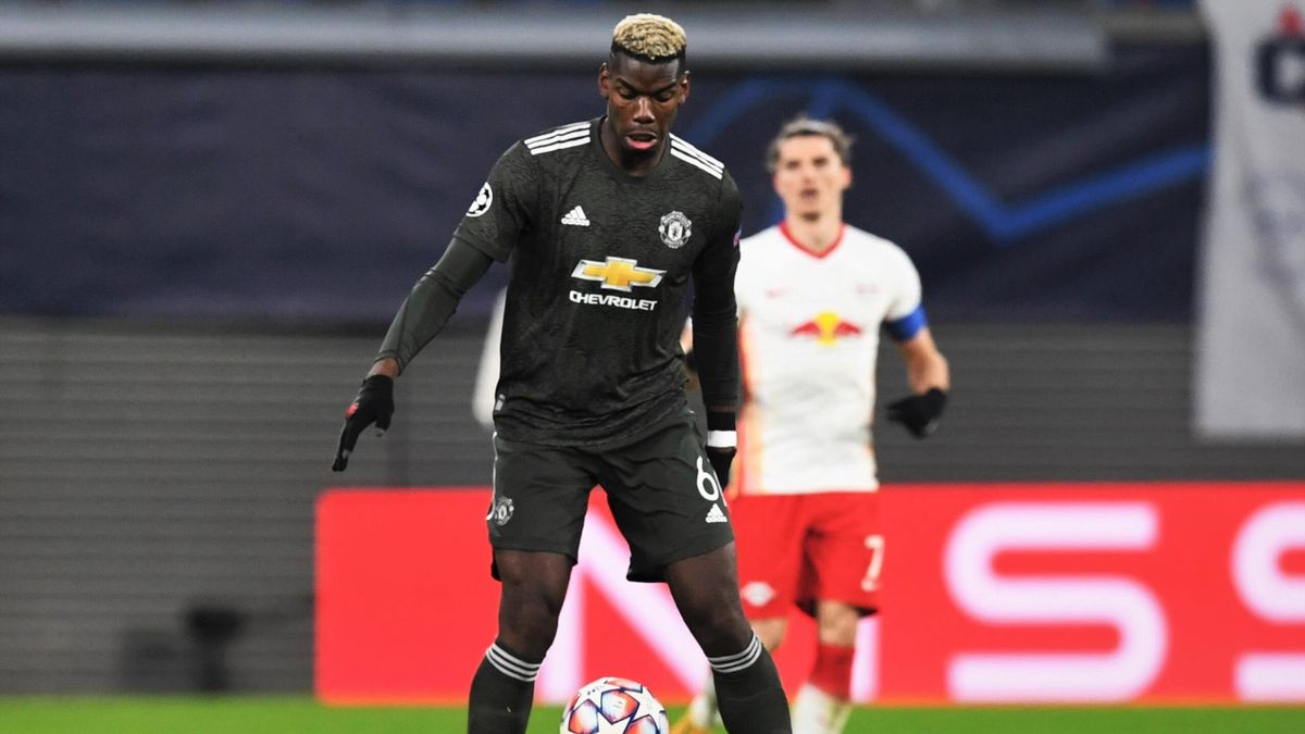 Paul Pogba / Manchester United