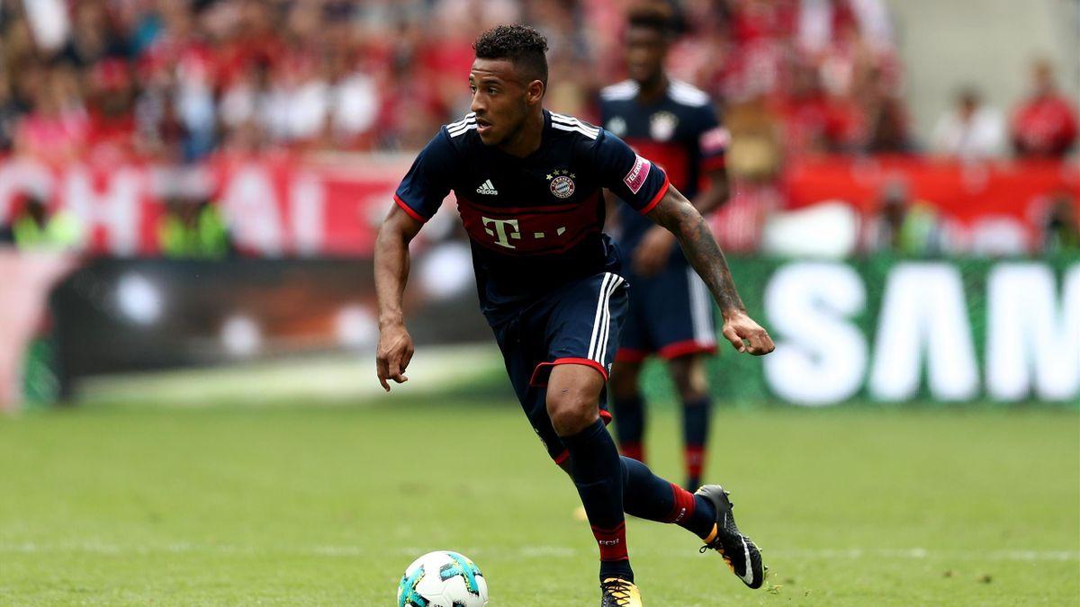 Corentin Tolisso vom FC Bayern