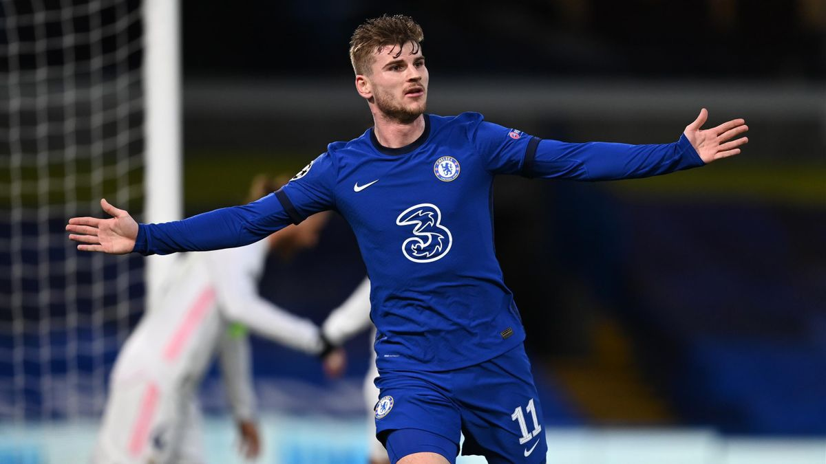 Timo Werner - FC Chelsea