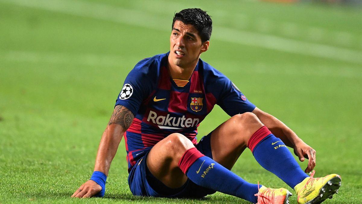 Luis Suárez / FC Barcelona