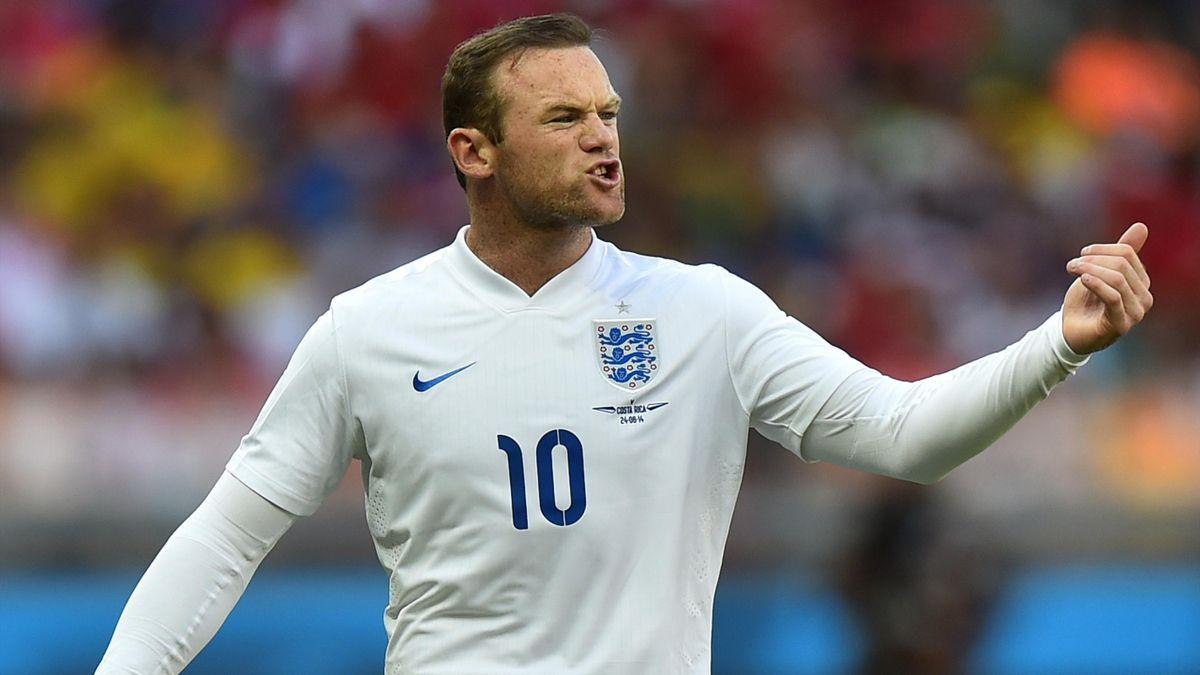 Wayne Rooney (England)