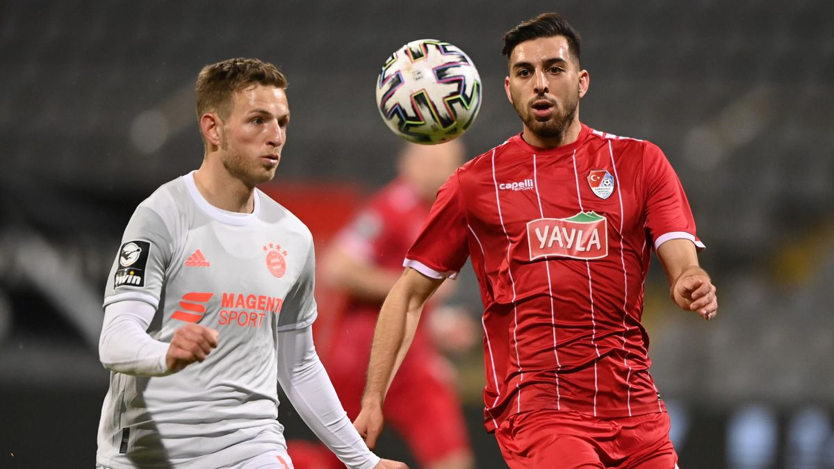 3. Liga: Türkgücü München - FC Bayern II